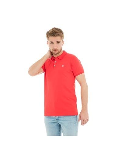 Five Pocket Tişört Kırmızı